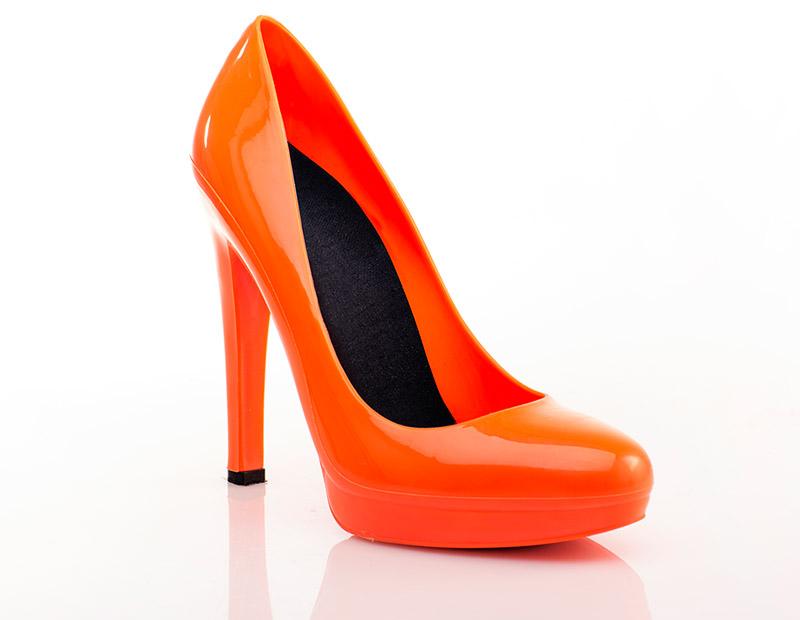 Orangene pumps
